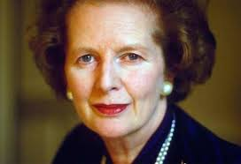 Margaret Thatcher — first woman to govern Britain