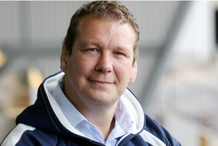 Martin Haag — Nottingham head coach and former England lock