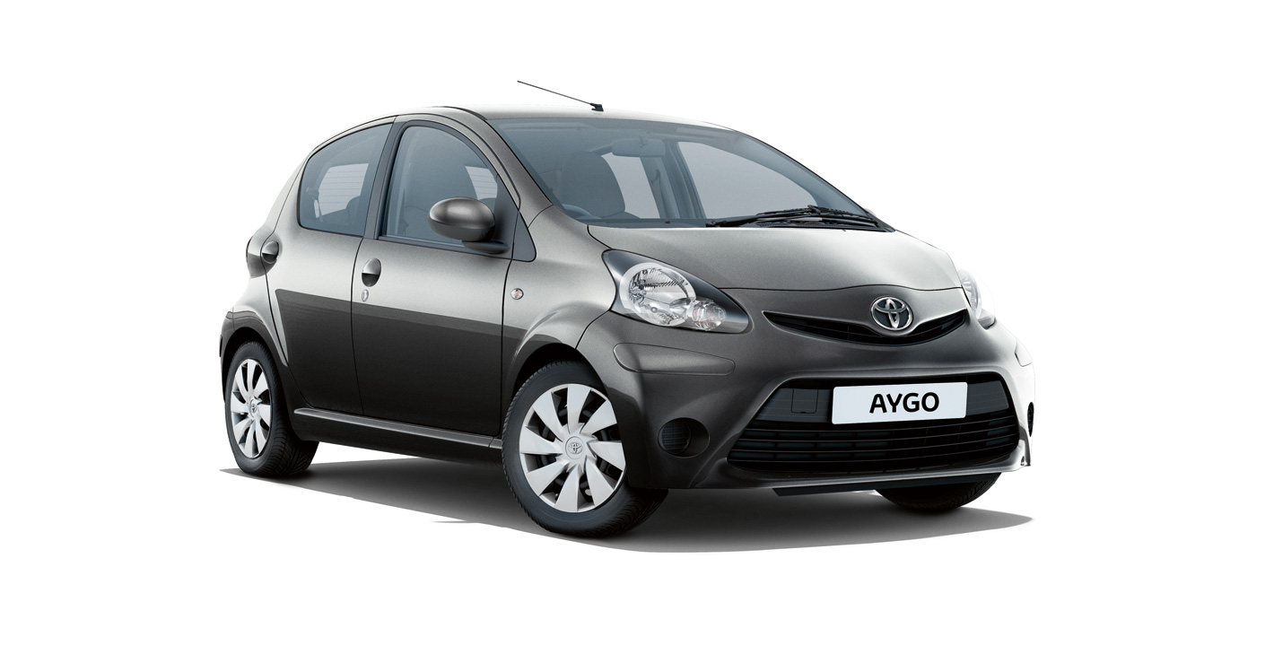 The Toyota Aygo — pace of a damp April Old Trafford wicket