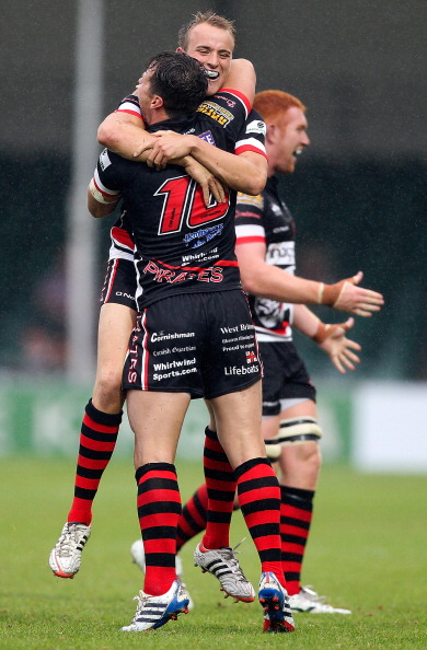 Brief happiness: Cornish Pirates