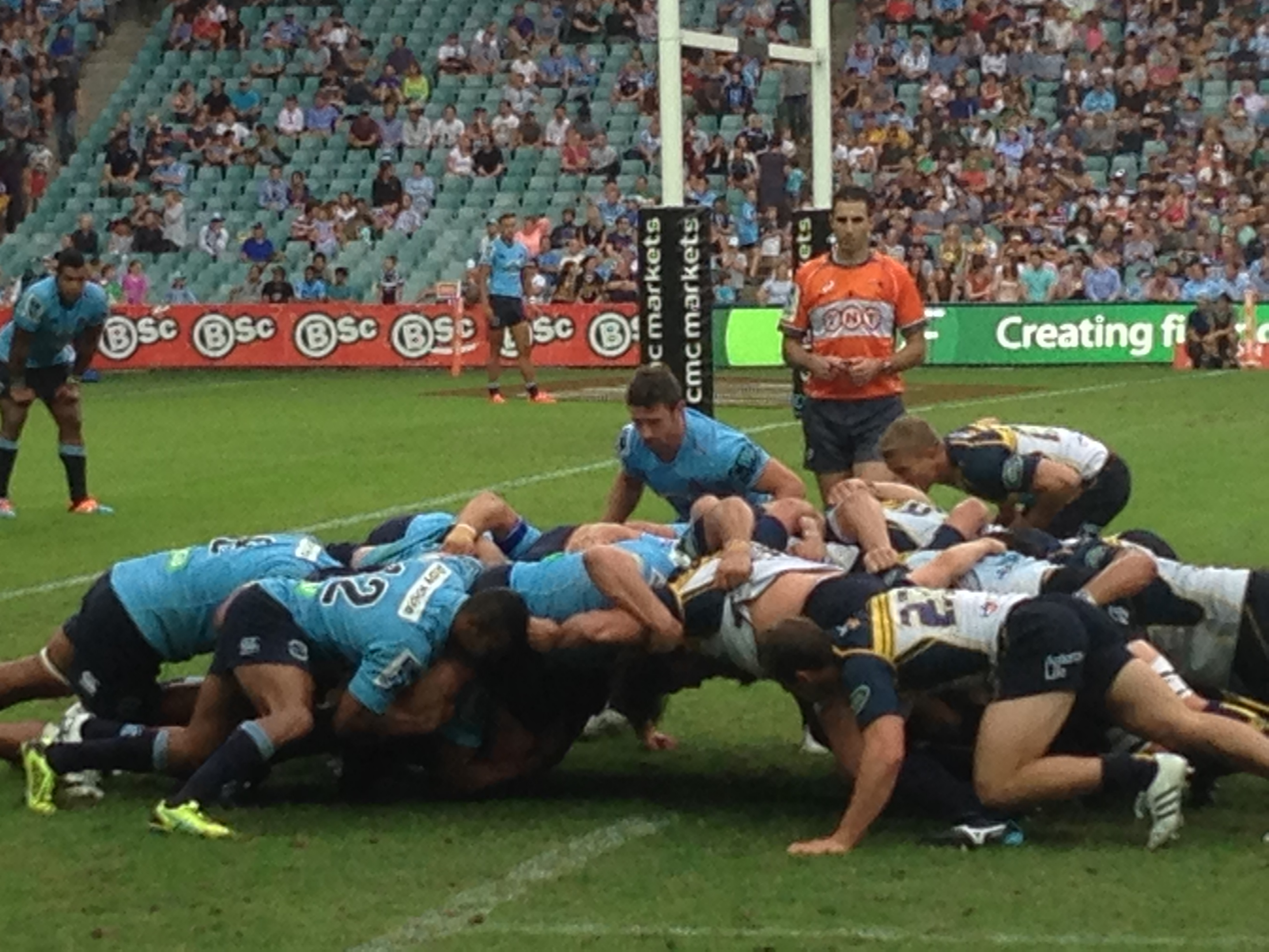 Close enough for us — but not close enough for the Brumbies