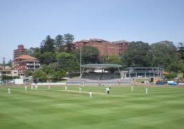 Manly Oval cricket ground