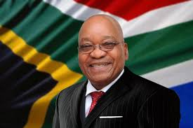 Jacob Zuma... the people's choice