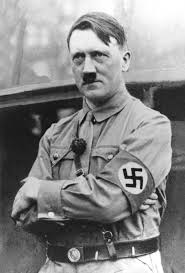 Hitler — his fate is to go where no man would boldly go