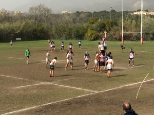 Sound skills at the lineout