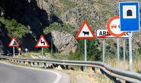 Driving in Spain — Rule one: drive like a Spaniard